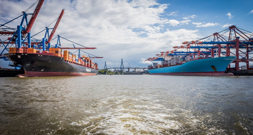 Sustainable Ports, Shipping and logistics